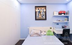 Thiết kế và thi công nội thất chung cư 80m2 đẹp, hiện đại
