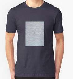 """FRESH SOFT WHITE LYING SNOW TEXTURE"" T-Shirts & Hoodies by RTWBArt 