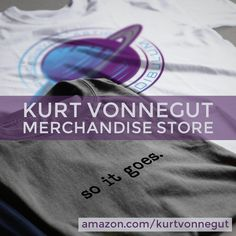 One stop shopping for all your favorite Kurt Vonnegut merchandise, including books, graphic t-shirts, cell phone cases and PopSockets. Kurt Vonnegut, Book Nerd, Fan, Amazon, Check, Books, Libros, Riding Habit, Book Worms