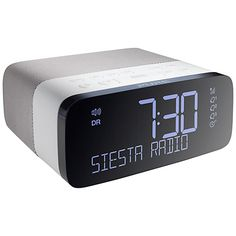 £75 Pure Siesta Rise DAB/FM Clock Radio Online at johnlewis.com 82% Which Best Buy