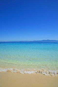 Amazing waters of Paxos island ~ Greece
