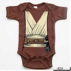 Jedi Obiwan Onesie Star Wars baby- i will get this for my friend one day. her and her hubby absolutely LOVE Star Wars Star Wars Baby, Star Wars Onesie, Baby Outfits, Everything Baby, Baby Time, Handmade Baby, Baby Bodysuit, Baby Onesie, Our Baby