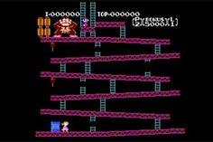 """Ein Vater hat """"Donkey Kong"""" modifiziert, sodass es mit einer weiblichen Hauptfigur spielbar wurde"""