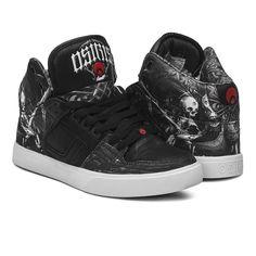 8f726a1275 Osiris NYC 83 Vulc Huit Haunted Shoe Men s High Top Skateboarding Sneakers   Osiris  FashionSneakers