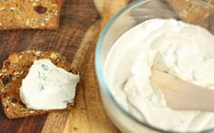 Throw a plant-based cheese tasting party starring this easy and delicious cashew-hemp cheese! Vegan Cheese Recipes, Delicious Vegan Recipes, Vegan Foods, Vegan Snacks, Raw Food Recipes, Vegan Apps, Vegan Lunches, Meatless Recipes, Vegan Appetizers