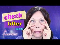 Cheek Lift without Surgery | Glowing Skin Exercise for Saggy Cheeks | Lose Cheek Fat | FACEROBICS® - YouTube
