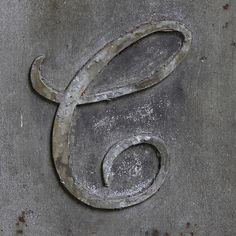 letter C | Cimetière des Batignolles, Paris, France | Leo Reynolds | Flickr