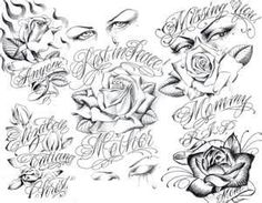 Flash By Boog Tattoo Design Picture
