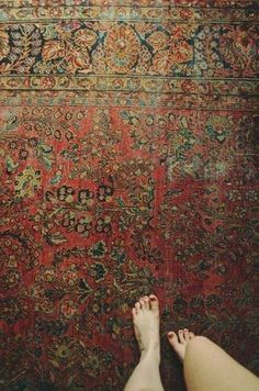 ♥ Persian Carpet
