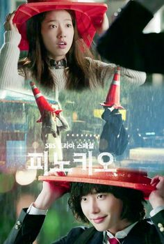 Pinocchio (k-drama fan girls see stars.diverting traffic away from… Korean Tv Series, Korean Tv Shows, Park Shin Hye, Korean Drama Movies, Korean Actors, Korean Dramas, Lee Jong Suk, Boys Over Flowers, Flower Boys