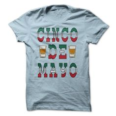 Cinco de Mayo con Tragos de Tequila T Shirts, Hoodies. Get it now ==► https://www.sunfrog.com/Holidays/Cinco-de-Mayo-con-Tragos-de-Tequila.html?57074 $19