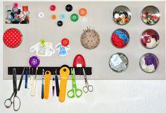 Ber ideen zu magnetwand auf pinterest verandas hauswand und aufbewahrung - Magnetwand ikea ...