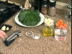 Zeytinyağlı Brokoli Tarifi, Zeytinyağlı Brokoli Nasıl Yapılır