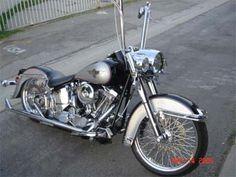 Gangster Harley Heritage   ... heritage springer softail heritage softail classic harley davidson