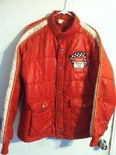 Image result for vintage race car jacket