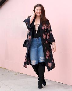 243ea998431 10 Cute Fall Outfit Ideas For Plus Size