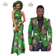 African Dresses for Women African Dress Bazin Riche Women Maxi Dress Mens Blazer Slim Fit Blazer Men Casual Plus Size African Print Fashion, African Fashion Dresses, African Attire, African Wear, Cute Fashion, Style Fashion, Nigerian Dress, African Dresses For Kids, Jumpsuit Dressy