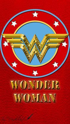 Wonder Woman - optimisé pour iPhone 5/5S/5C
