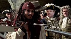 PLAY IT!!!!! Johnny Depp's dogs parodied in Pirates of the Caribbean: The Canine Calamity – video | Film | The Guardian
