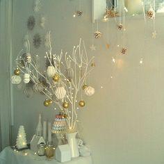 Overview/オーナメント/キャンドル/IKEA/雑貨/ハンドメイド...などのインテリア実例 - 2015-11-30 03:16:26|RoomClip (ルームクリップ)