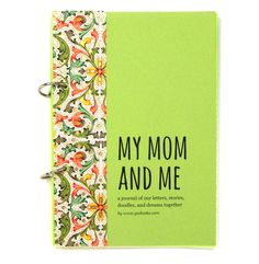 Bond with your daughter on a new, deeper level. Confide in one another, grow together, and learn the stories deep in one another's hearts and minds through a series of letters and activities in this writing prompt journal. Use the easy-open ring bindings to tuck in art projects and mementos. For girls age 8 and up.