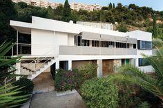 Restoring Eileen Gray's E-1027 | Architect Magazine | Historic Preservation, Arts and Culture, Architects, Paris, France, Le Corbusier