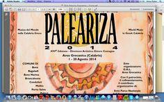 Paleariza: festival di world music nell'Area Grecanica della calabria.