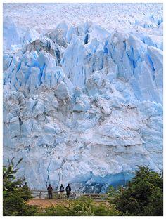 Et dire que j'y étais...National Park Perito Moreno, Patagonia. By Antonio Negrao.