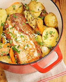 """This delicious recipe is courtesy of Stephane Reynaud and can be found in his cookbook """"Pork and Sons."""""""