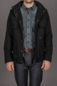 Manchester 2 Jacket