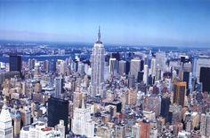 Paysage urbain (New York) Source :