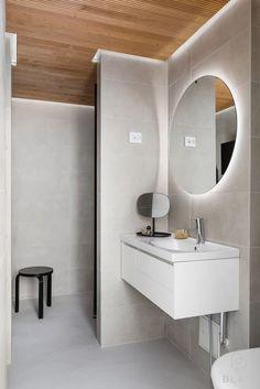 Minna Jones: styling for Blau Interior Restroom Design, Bathroom Interior Design, Bathroom Toilets, Laundry In Bathroom, Bathroom Design Inspiration, Interior Inspiration, Contemporary Baths, Lets Stay Home, Helsinki