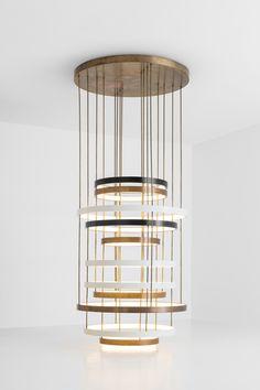 nuovo chandelier di DimoreStudio