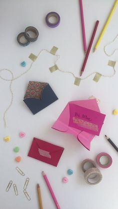 How to Make Teeny Tiny Valentines Cards