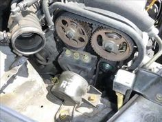 Chevy aveo timing belt and timing marks part1 youtube vehicles chevrolet aveo 2006 timing belt replacement fandeluxe Image collections