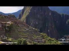 OVNI cigarro en Machu Picchu