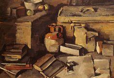 PINTORES LATINOAMERICANOS-JUAN CARLOS BOVERI: Pintores Uruguayos: GONZALO FONSECA