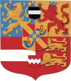 wapen Koning Willem van Oranje