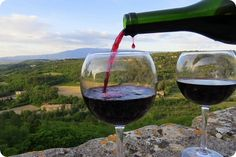Provence Provence, Red Wine, Alcoholic Drinks, Glass, Food, Drinkware, Corning Glass, Red Wines, Alcoholic Beverages
