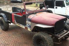 Old Jeep, Jeep Cj, Jeep Wrangler, Jeep Truck, Ford Trucks, Custom Jeep, Cool Jeeps, Jeep Pickup, Toyota Fj Cruiser