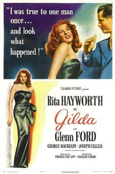 Gilda (1-Sheet; Turner Classic Movies)