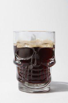 Skull Stein Glass #urbanoutfitters
