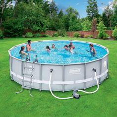 Ideas de piscinas peque as piscinas peque os y patios for Piscinas desmontables rectangulares baratas