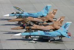 F16's