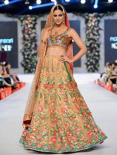 Best Looks from PFDC L'Oréal Paris Bridal Week 2015 - Frugal2Fab