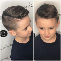 """The Spa At River Ridge on Instagram: """"Handsome #haircut for a super handsome little dude! Thanks for visiting us, Jace! {by our Creative Director Brittany}!"""""""