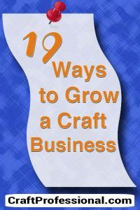 craft business ideas show you plenty of creative ways to sell your crafts. Think beyond the obvious opportunities offered by art shows and Etsy, and discover more ways to build your company. Craft Business, Home Based Business, Creative Business, Business Ideas, Online Business, Business Opportunities, Web Business, Business Articles, Business Products