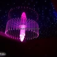 Lampy do sali weselnej E-TECHNOLOGIA