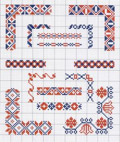 Gallery.ru / Фото #49 - Motif scandinaves traditionnel - Mongia