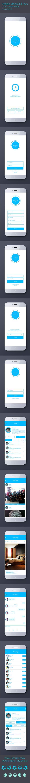 Simple_Flat_Mobile_UI_Design_Free_PSD GraphicRiver